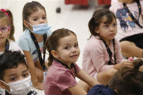 El Paso ISD offers all-day Pre-K for 4-year-olds at all elementary campuses
