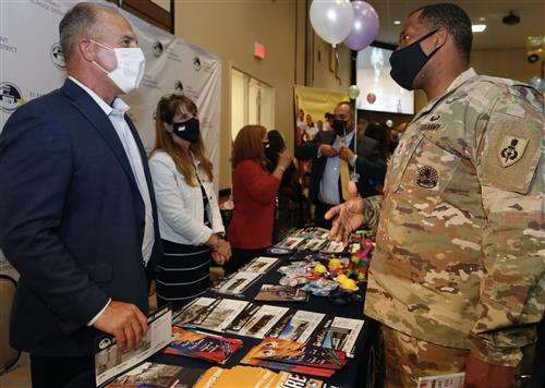 El Paso ISD welcomes Fort Bliss families at relocation fair