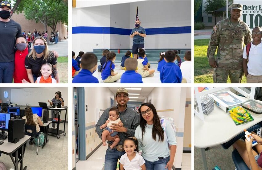 Socorro ISD welcomes students back to school for in-person instruction
