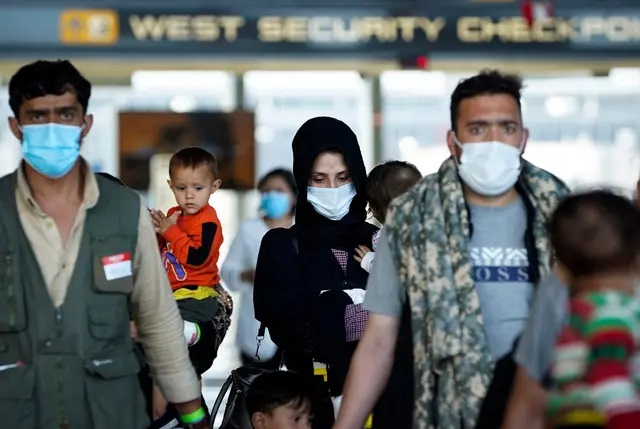 Despair and optimism: Texans in Congress welcome Afghan refugees to the state, disagree on blame for tragedy in Kabul