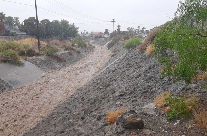 U.S. Army Corps of Engineers to study flood control in Central El Paso