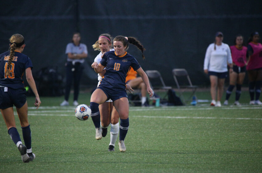 UTEP doubled up by Nevada 2-1