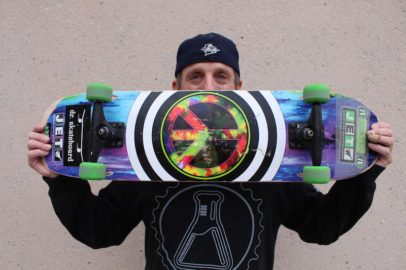 UTEP's 'Dr. Skateboard' talks Science on StarTalk