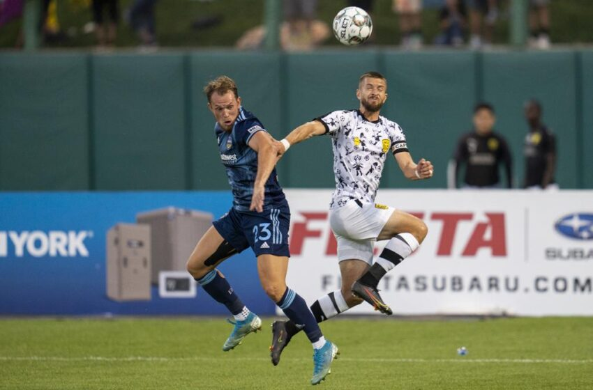 Locomotive strike late, silence New Mexico United with 1-1 equalizer