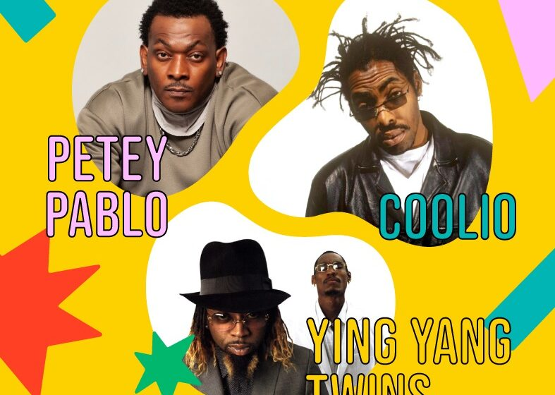 Minerpalooza returns to UTEP Campus; Coolio, Petey Pablo and Ying Yang Twins to perform