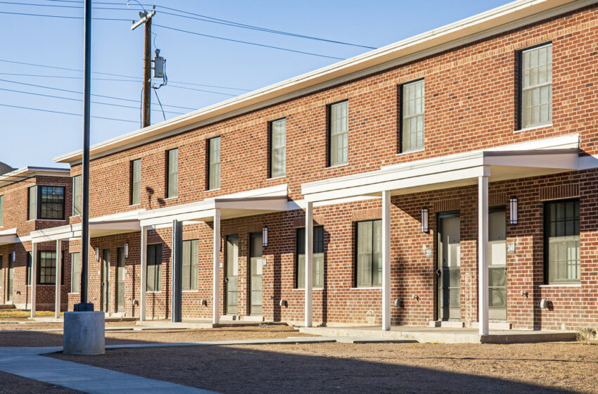 Sundt Construction completes renovations of historic Tays Community