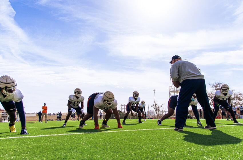 UTEP Linebackers Ready to Roam in 2021