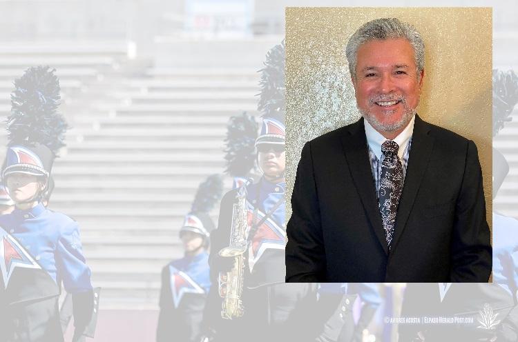 Americas band director earns prestigious honor from Texas Bandmasters Association