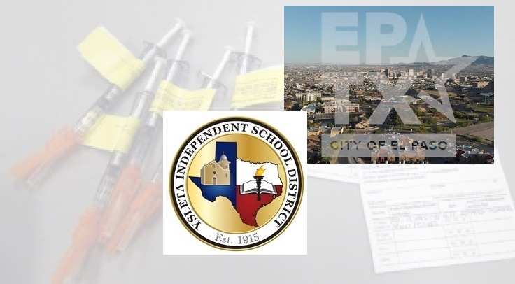 New dates added: City, Ysleta ISD partner to offer COVID-19 Vaccines