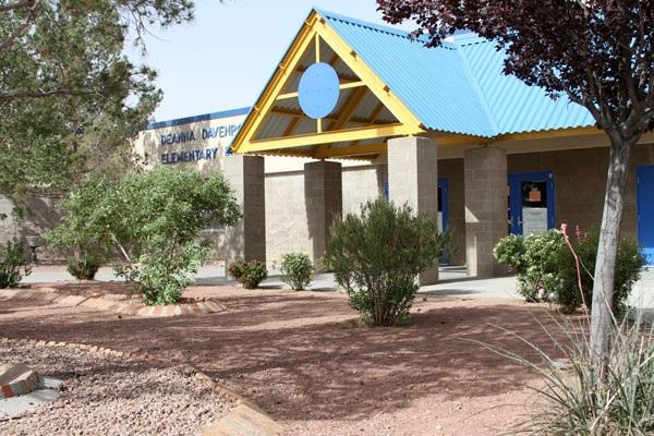 Canutillo Independent School District's Deanna Davenport Elementary (DDE) School