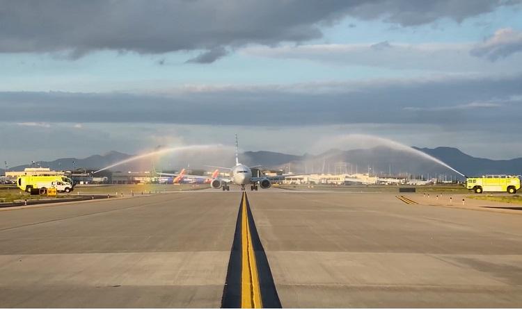 Clip courtesy El Paso International Airport