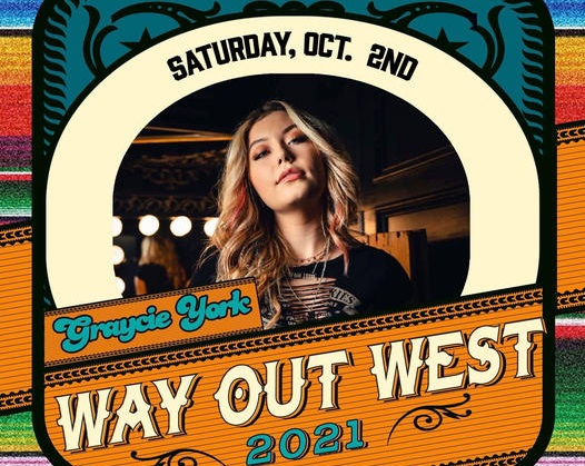 Way Out West Fest adds Graycie York to line up