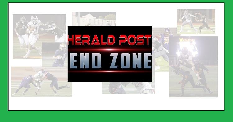 Herald Post End Zone High School Scoreboard