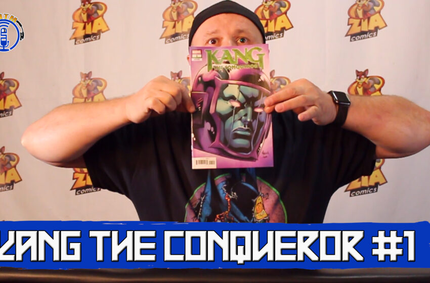 VLog: TNTM's Troy reviews Marvel Kang the Conqueror #1