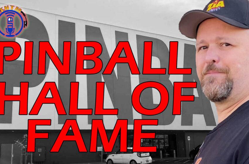 VLog: TNTM's Troy visits the Las Vegas Pinball Hall of Fame