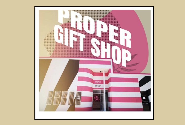 Proper Gift Shop to celebrate grand opening; Invites customers for Guinness World Record attempt