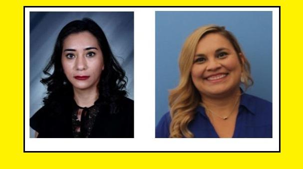 (Left) Sandra Rico (Right) Ana Solis  | Photos courtesy SEISD