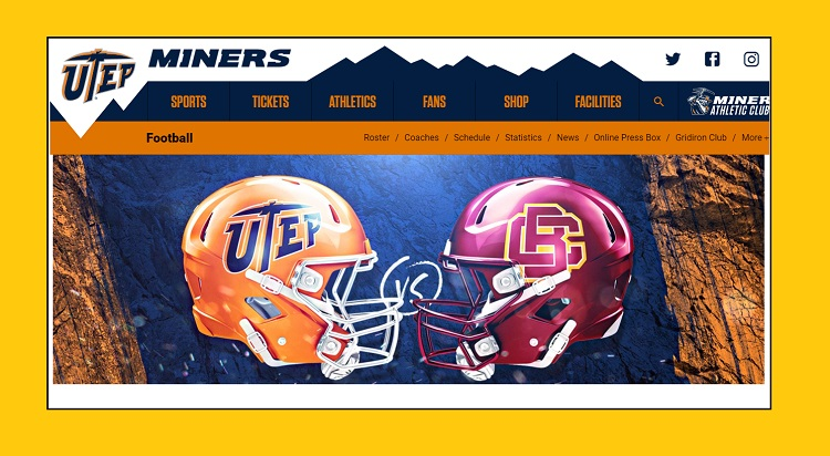 UTEP Football Game Day Website goes live, Additional Ticket Packages Announced