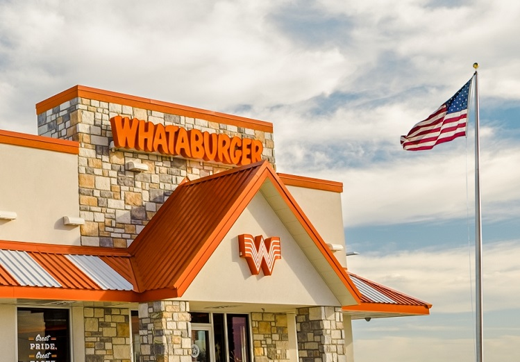 Whataburger celebrates 71st anniversary with first-ever 10-State fundraiser benefitting Feeding America
