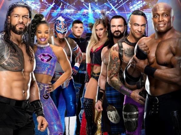 Photo courtesy WWE