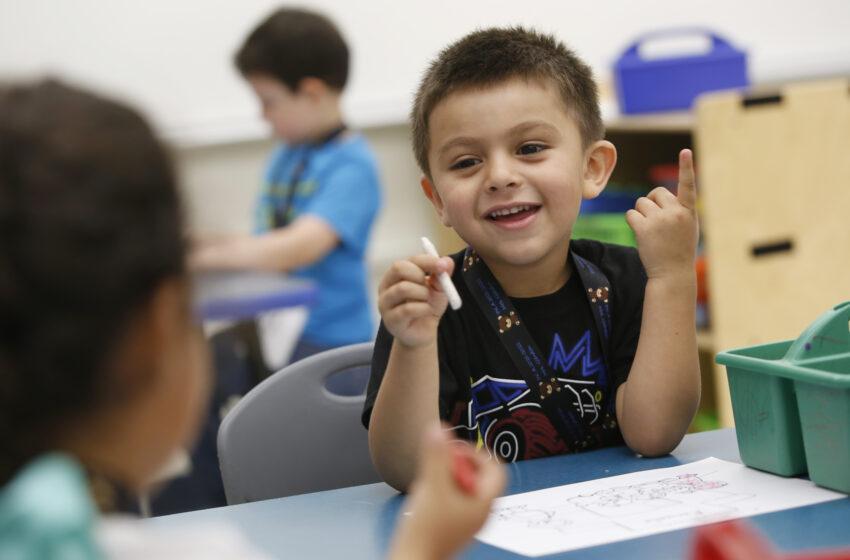 El Paso ISD opens pre-k slots to non-qualifying families