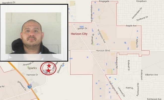 EPCSO searches for another sex offender who failed to return to East El Paso facility
