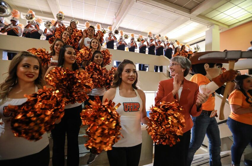 Alumni, students, friends invited to celebrate UTEP's Homecoming 2021