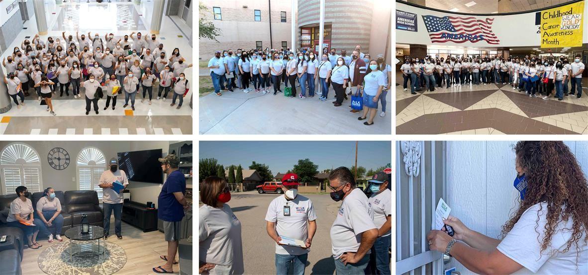 Photos courtesy Socorro ISD