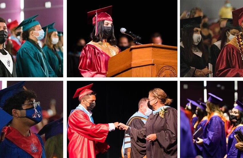 Socorro ISD honors 2021 summer graduates in special ceremony at Eastlake
