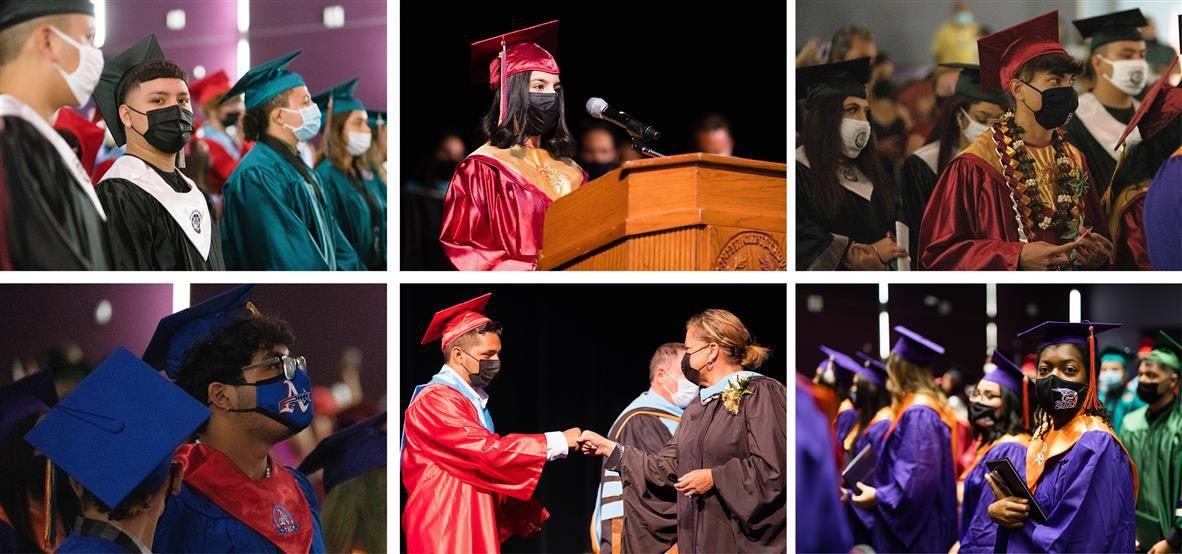 2021 Socorro ISD honors 2021 summer graduates  | Photo courtesy SISD