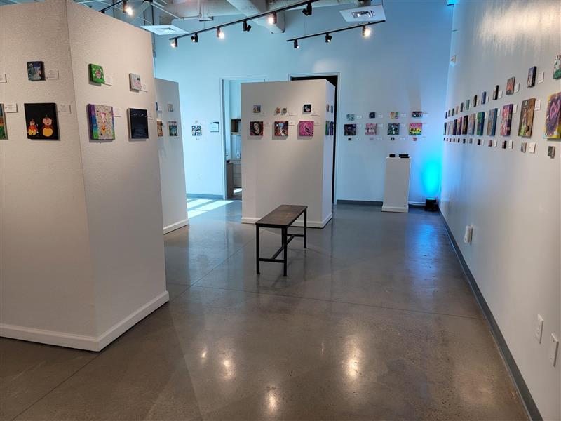El Paso ISD Fine Arts Gallery
