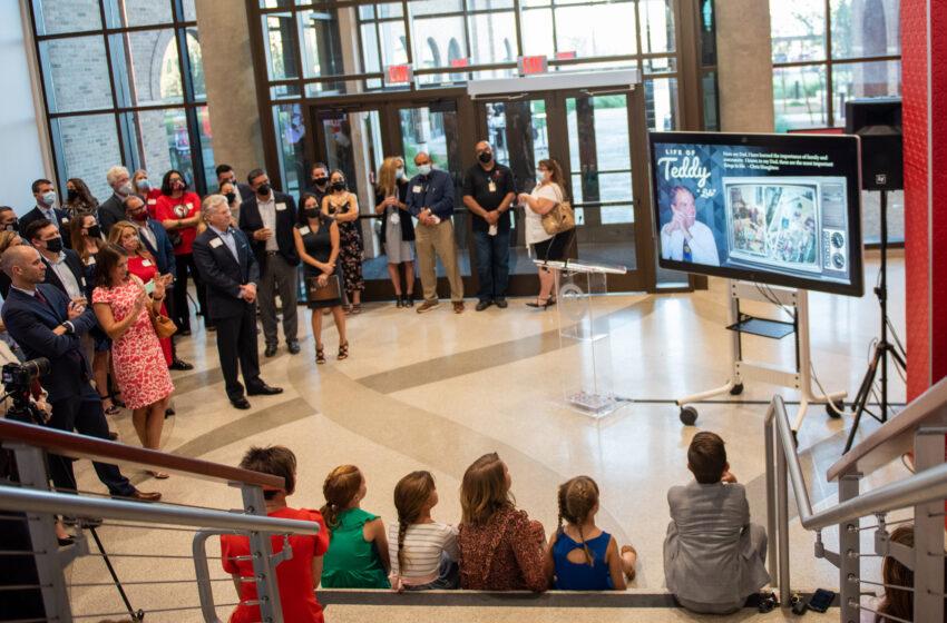 TTUHSC El Paso hosts grand opening of New Medical Sciences Building II