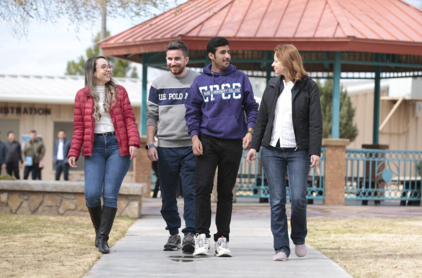 9 in a row! EPCC Named 2021 Higher Education Excellence in Diversity (HEED)