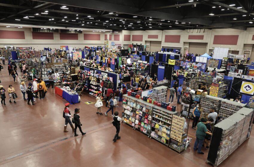Day 1 & 2 Gallery: 2021 El Paso Comic Con underway in Downtown El Paso