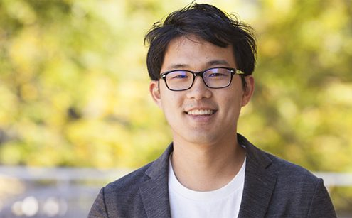 """Sangwon Lee, NMSU assistant professor of communication studies, is the lead author of a paper published in the September issue of the journal Human Communication Research, which explores the """"dark side"""" of social media influence  