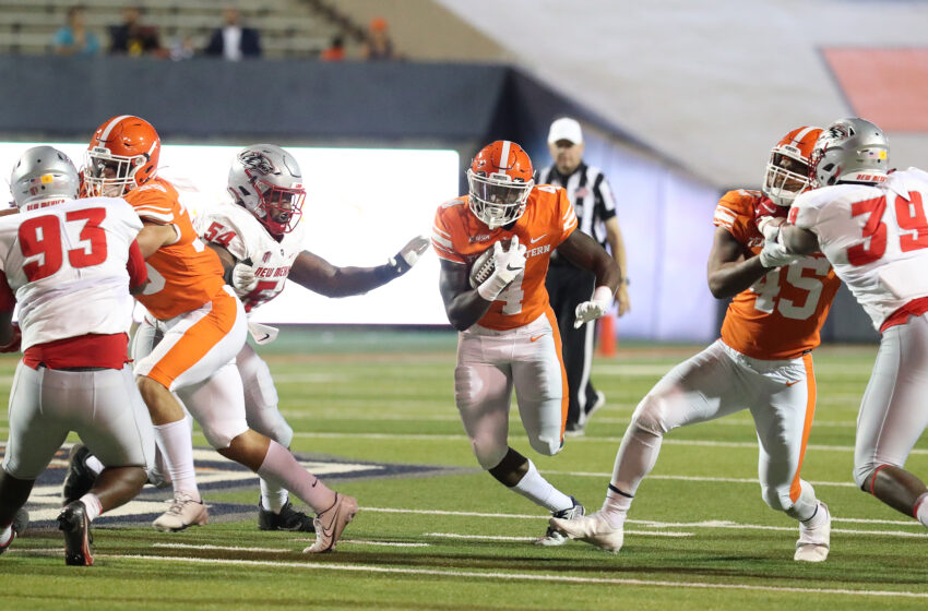 Gallery+Story: A tale of two halves as UTEP beats New Mexico 20-13