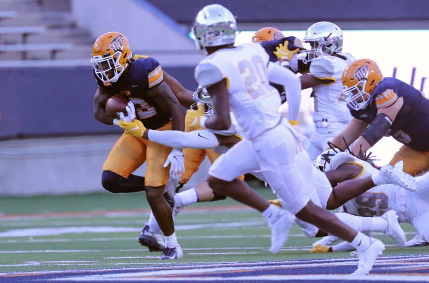 Gallery+Story: UTEP improves to 2-0 with 38-28 victory over Bethune-Cookman