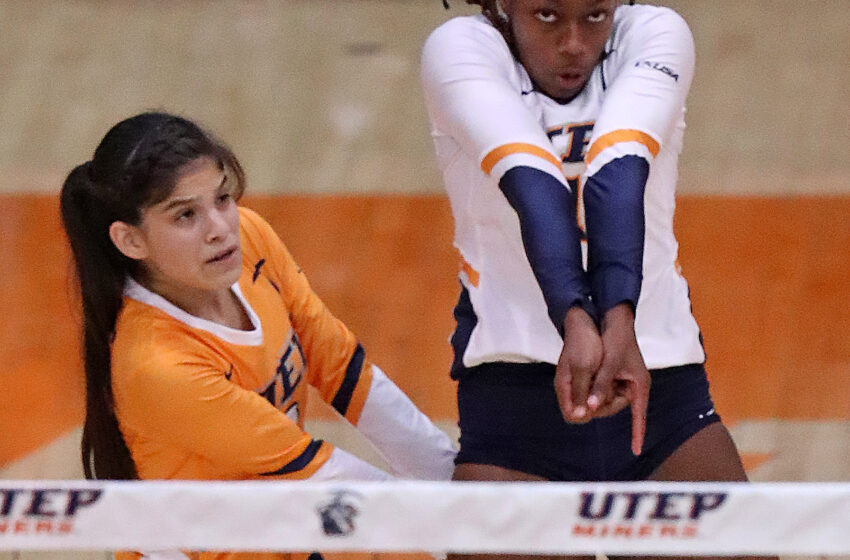 UTEP Splits first day matches at Portland State Tournament