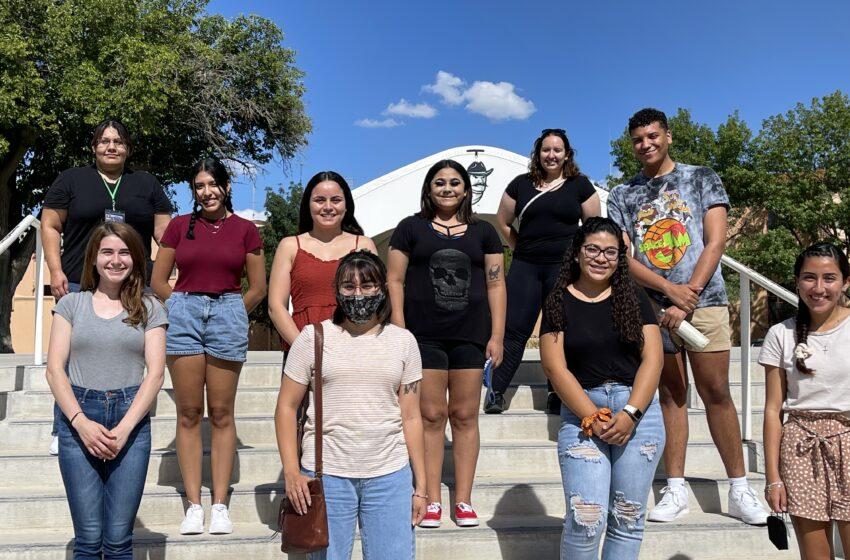 NMSU TRIO Student Support Services awarded recertification for International Peer Educator Training Program