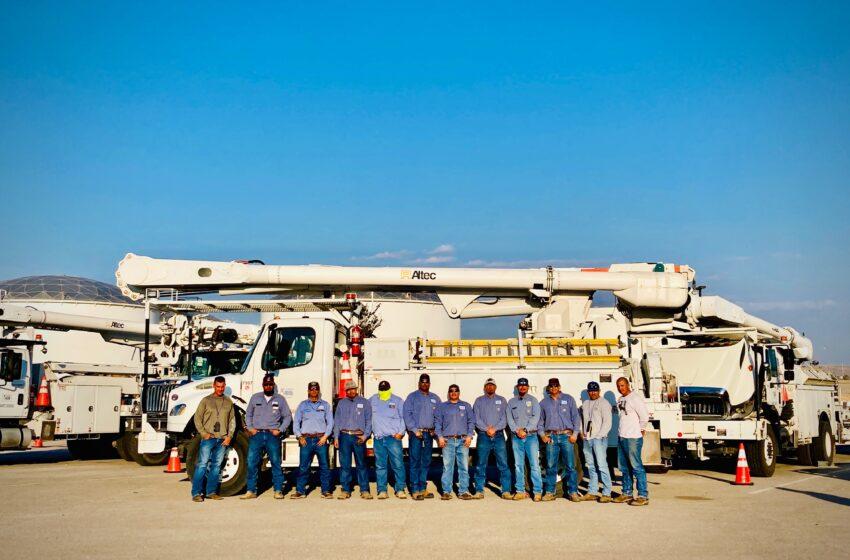 El Paso Electric sending crews to help with power restoration efforts in Houston