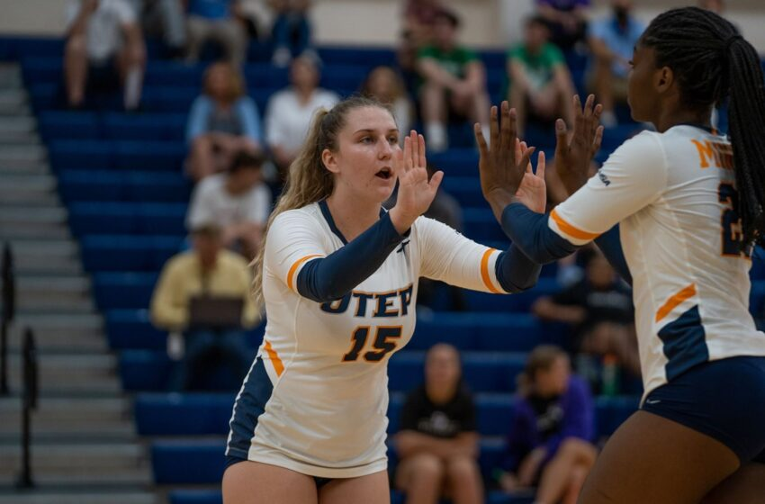 UTEP Closes out Islanders Classic with 3-1 Win