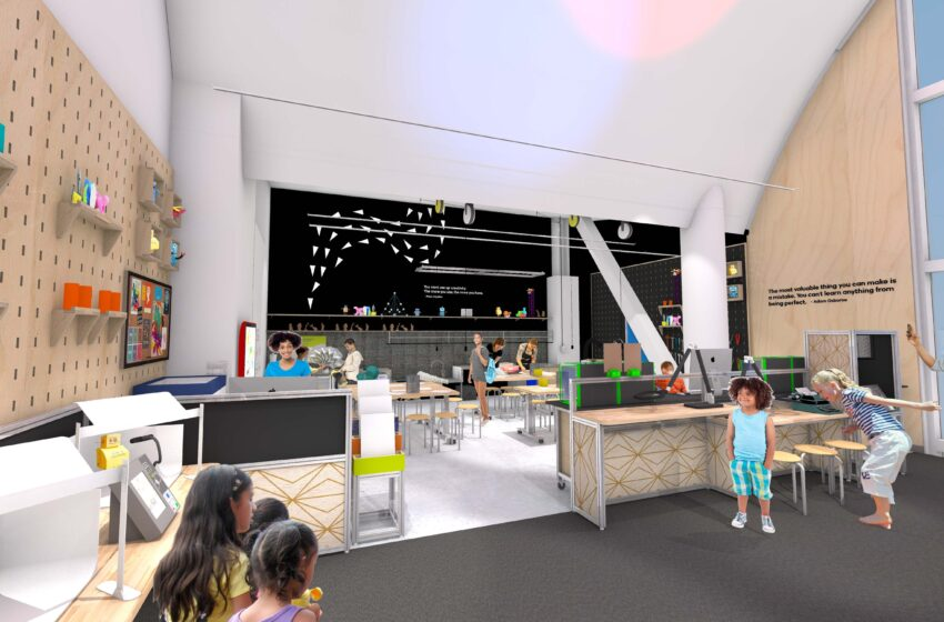 El Paso Children's Museum and Science Center gets $500k gift from Robinsons