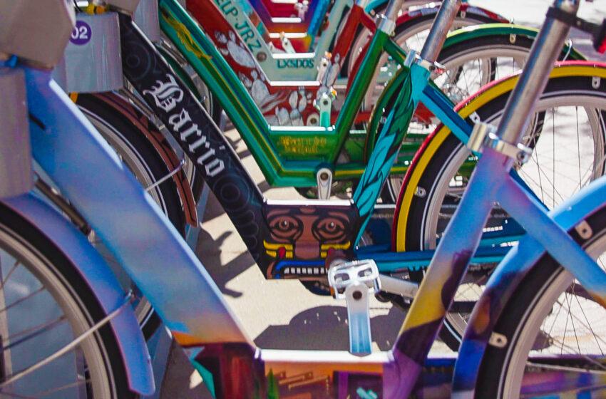 Barrio Bcycles: CRRMA gets grant award to commission public art bicycles painted by Segundo Barrio muralists