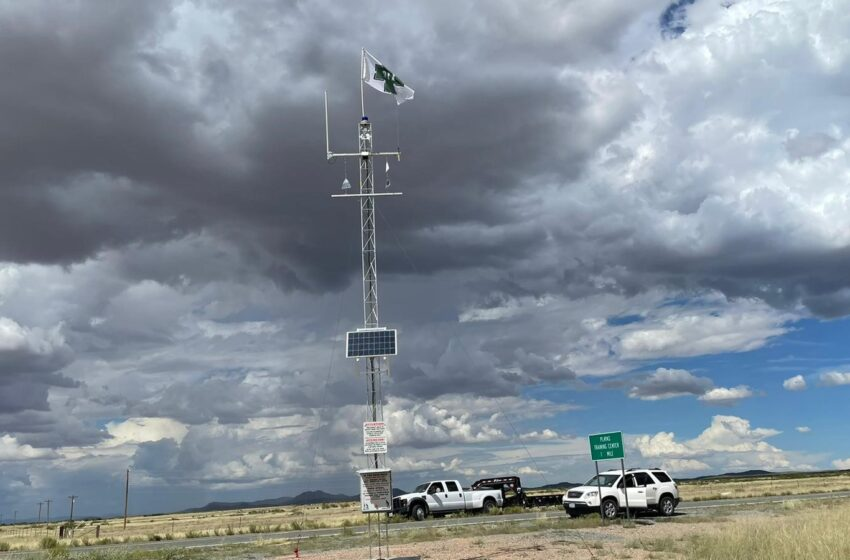 U.S. Border Patrol to deploy rescue beacons throughout West Texas and New Mexico