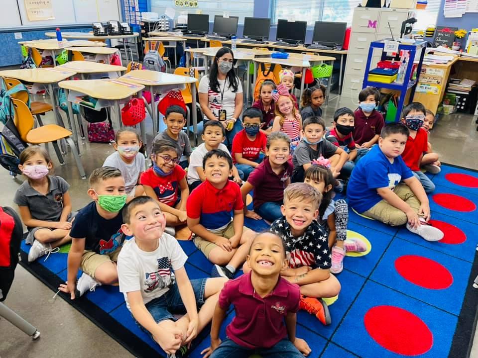 Reyes Elementary  | Photo courtesy CISD