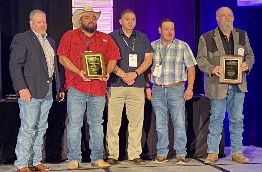 TxDOT El Paso District wins Regional Award