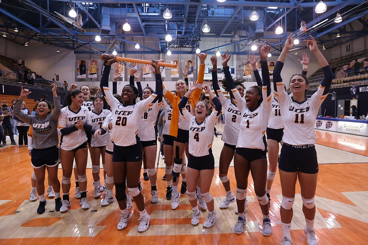 UTEP Volleyball Headed to Hattiesburg to take on Southern Miss