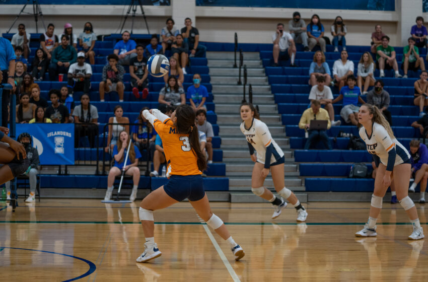 UTEP Volleyball splits two in Opening Day at Islanders Classic