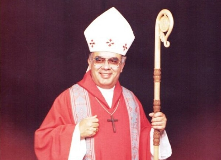 Bishop Peña was the 4th Bishop for the Diocese of El Paso from 1980 until 1995.  | Photo courtesy Diocese of El Paso