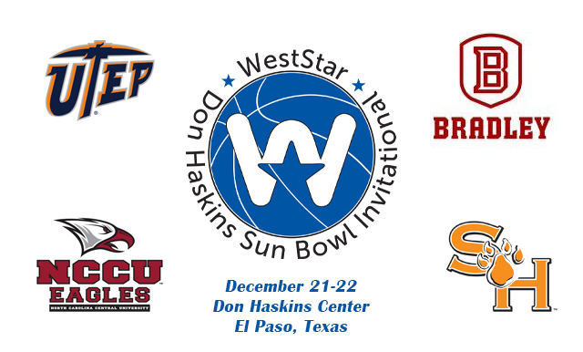 Teams announced for the annual WestStar Don Haskins Sun Bowl Invitational